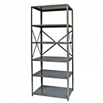 Open-Back Shelving