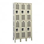 Air Ventilated Lockers