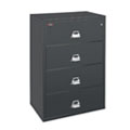 FireKing 4-3822-C Standard4-Drawer Fireproof File Cabinet