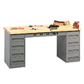 Tennsco Electronic Modular Workbench