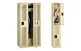 Air Ventilated Storage Lockers