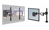 Wall & Desk Monitor Mounts