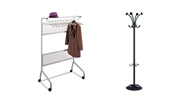 Clothing Racks & Coat Hangers