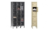 Cube Metal Lockers
