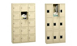 Steel Storage Lockers