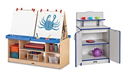 Art, Play & Activity Centers