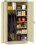 Wardrobe and Storage Cabinets