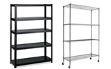 Commercial Shelving