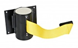 Wall-Mounted Belt Barriers