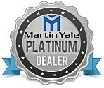 Martin Yale Platinum Dealer