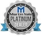 Martin Yale Platinum Dealer
