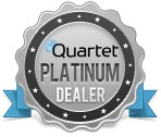 Quartet Platinum Dealer