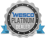 Wesco Platinum Dealer