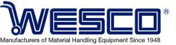 Wesco Industrial Equipment Online - Authorized Dealer