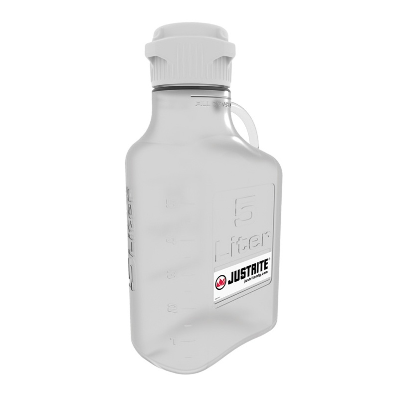 Justrite 1.3 Gal. Copolyester Carboy 12947 12947