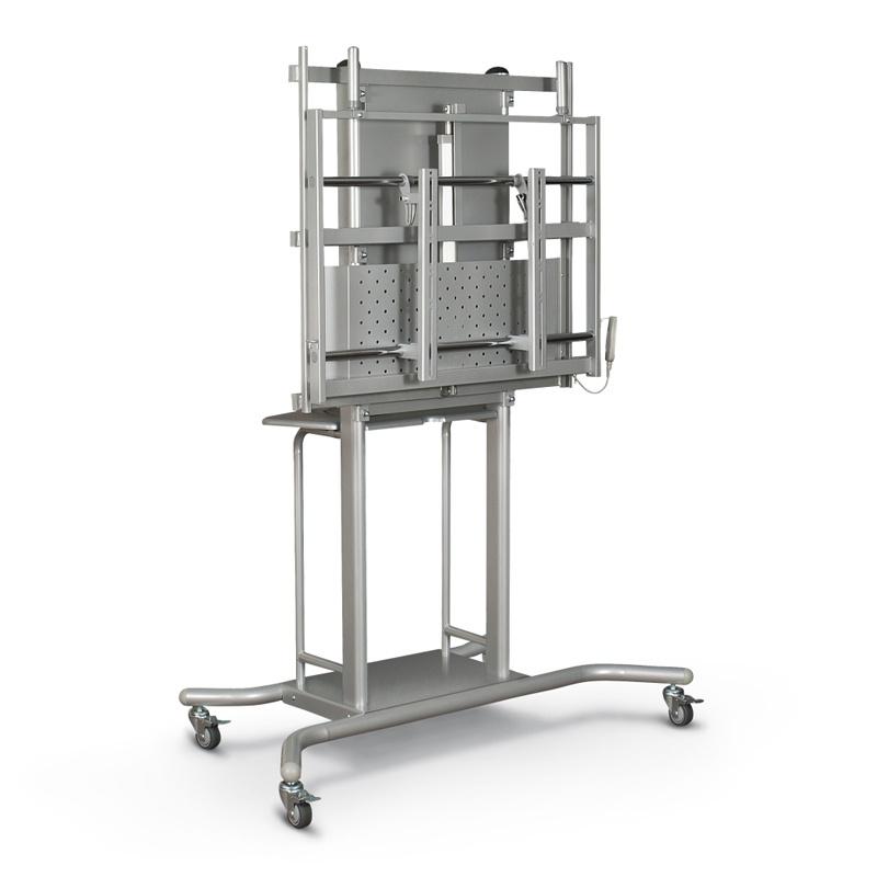 Balt Iteach 27675 Flat Panel Av Cart
