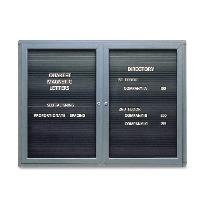 Upc 034138296448 quartetr enclosed magnetic letter for Davson quartet letter board