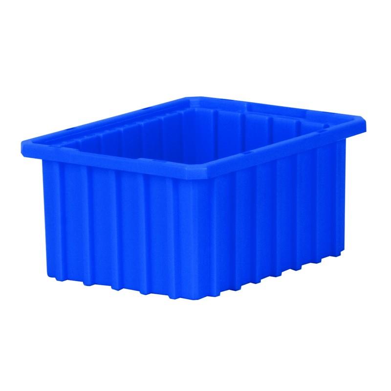 """Akro-mils Akro-grid 10-7/8"""" D X 8-1/4"""" W X 5"""" H Plastic Storage Bins 20 Pack"""