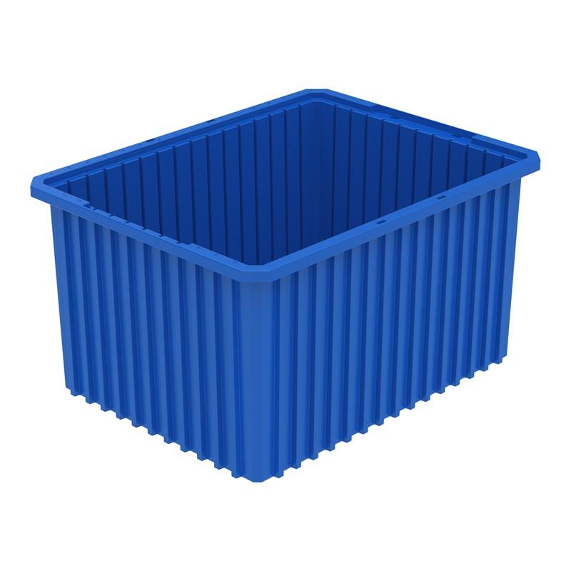 """Akro-mils Akro-grid 22-1/2"""" D X 17-1/2"""" W Plastic Storage Bins 3 Pack"""