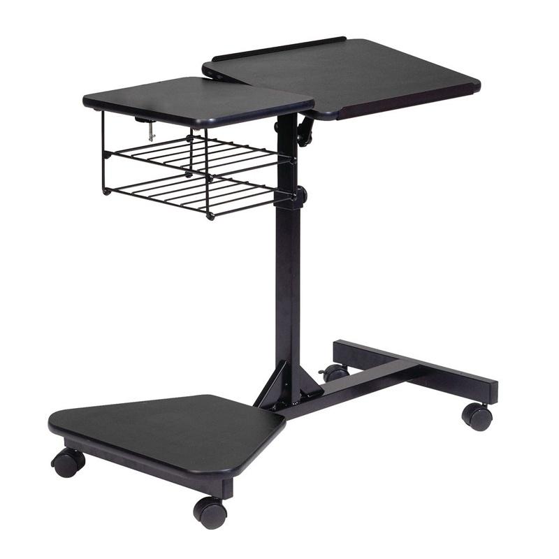 Balt Lapmaster 42052 Laptop Workstation Cart Caddy