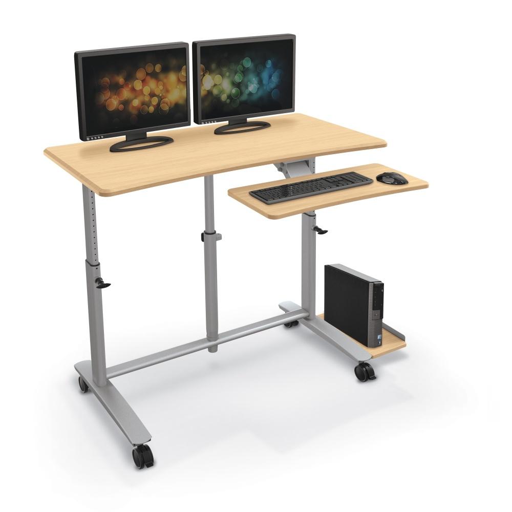 Balt Ergo E. Eazy Adjustable Sit-stand Computer Workstation