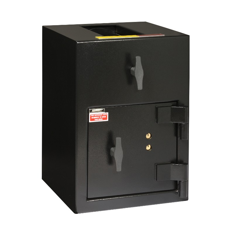 Amsec Dst2014 Top Loading 1.0 Cu. Ft. Burglary Rated Depository Safe