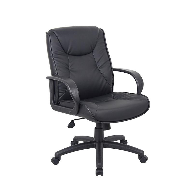 Boss Chairs Boss Chair Work Mid Back B9836