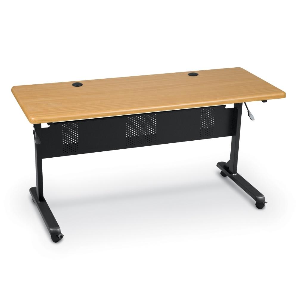 "Balt Flipper 72"" W X 24"" D Nesting Training Table"