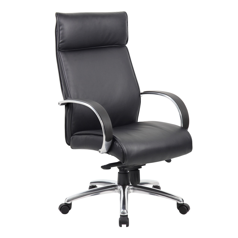 Boss B7712 Caressoftplus High-back Executive Office Chair