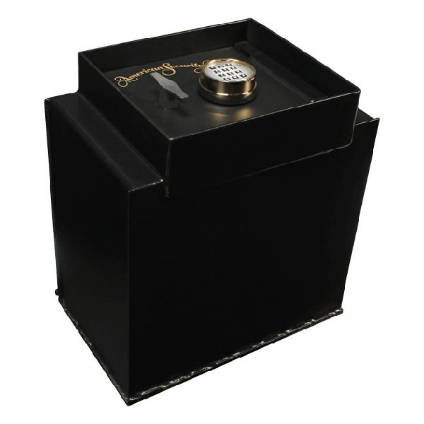 Amsec B3800e5 Super Brute 2.2 Cu. Ft. Floor Safe
