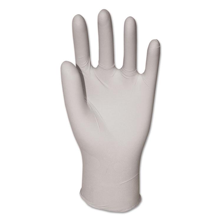 Boardwalk Powder-free Synthetic Examination Vinyl Gloves Medium Cream 5 Mil 1000/pack