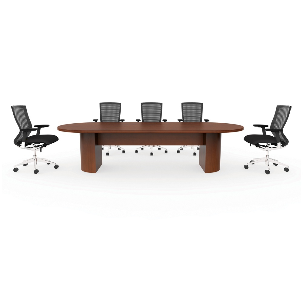 Cherryman Jade 8 Ft Racetrack Conference Table