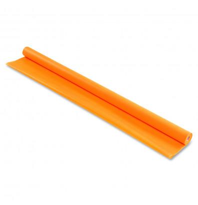 "Smart-Fab 48"" x 40 ft. Orange Disposable Fabric Roll"