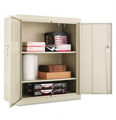 """Alera CM4218 36"""" W x 18"""" D x 42"""" H Storage Cabinet, Assembled (Shown in Putty)"""