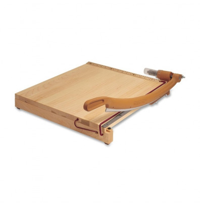 "Swingline GBC ClassicCut Ingento 1182 36"" Solid Maple Base Paper Trimmer"