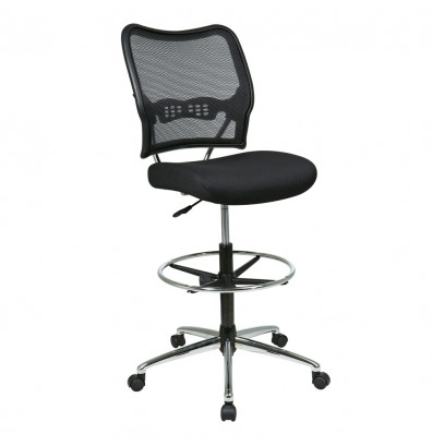 Office Star Space Seating Deluxe AirGrid Mesh Drafting Chair