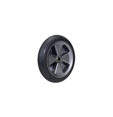 Wesco 150229 Balloon Cushion Wheel Replacement Caster