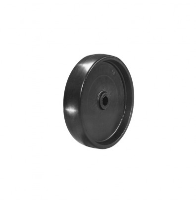 Wesco 150691 Solid Polyolefin Wheel Replacement Caster
