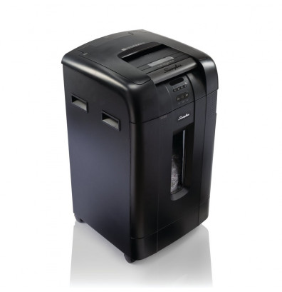 Swingline GBC 750X Stack-and-Shred Auto Feed Cross Cut Paper Shredder