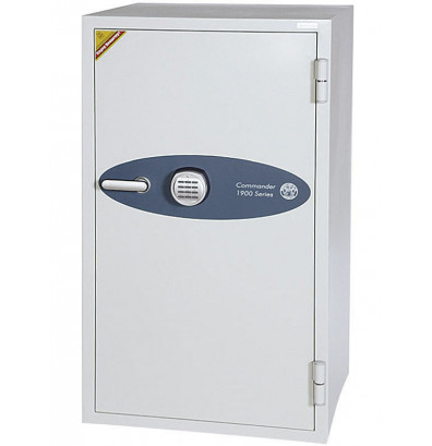 Phoenix 1901 2-Hour Fire Commander Fire Resistant 5.75 cu. ft. Record Safe