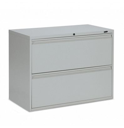Global 1900 Plus 2 Drawer 36 Quot Wide Lateral File Cabinet