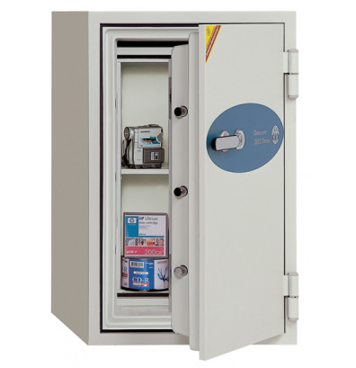 Phoenix 2025 1.5-Hour DataCare Fire Resistant 1.22 cu. ft. Data Safe