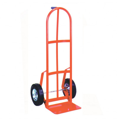 Wesco 126-Z 126 Series 700 lb Load Industrial Duty Steel Hand Truck