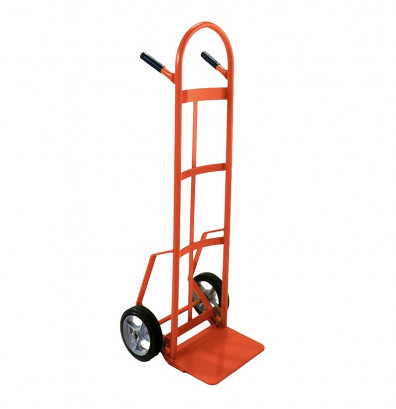 Wesco 146RN-HB Curved Dual Pin Handle 800 lb Load Hand Truck
