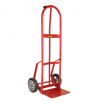 Wesco 126RN-HB Curved Pin Handle 800 lb Load Hand Truck