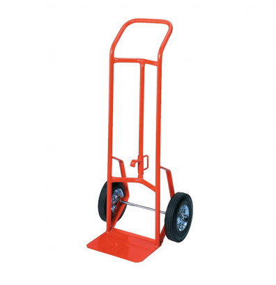 Wesco 156DH 700-800 lb Load 30 & 55-Gallon Drum Hand Trucks
