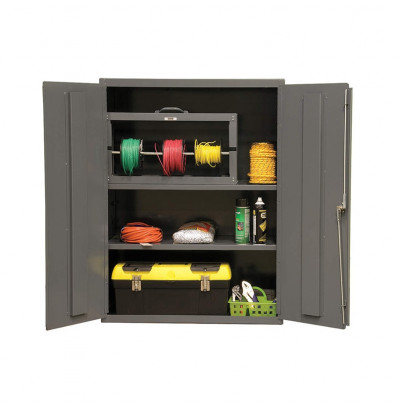 Durham Steel 16 Gauge Storage Cabinets (2-Shelf Models)