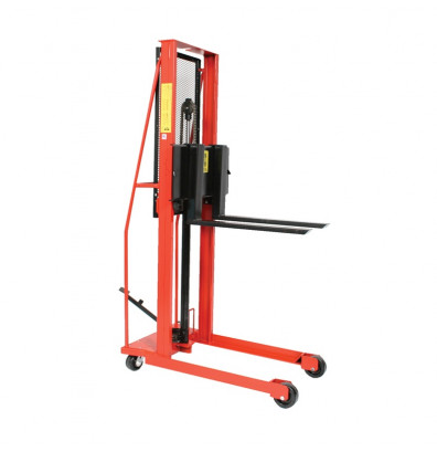 "Wesco ESFL-64-30S Economy 1000 lb Load 64"" Lift Straddle Fork Stacker"