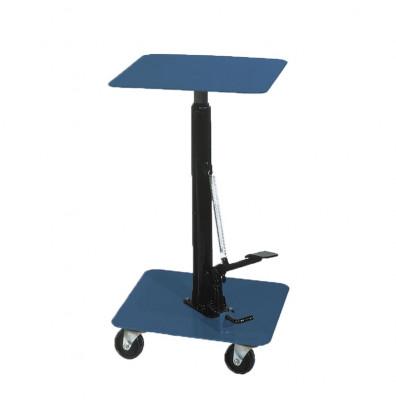 "Wesco LT-02-1616 200 lb Load Standard Duty 16"" x 16"" Hydraulic Lift Table"