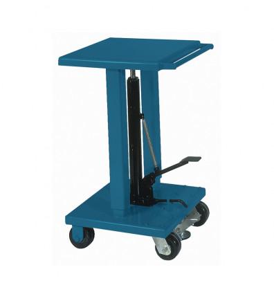 "Wesco LT-05-1818 500 lb Load Standard Duty 18"" x 18"" Hydraulic Lift Table"